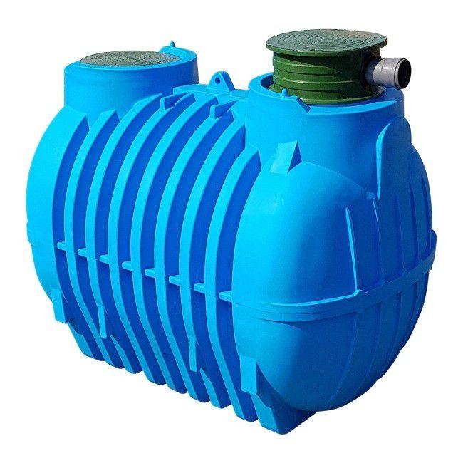Zbiornik Na Deszczowke Bioclean 2500 L Oczyszczalnie Castorama