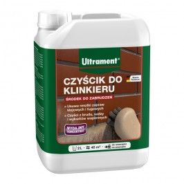 Czyscik Do Klinkieru Ultrament 1 L Akcesoria Do Klinkieru Castorama