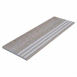 Element Granitowy Knap 1200 X 350 X 20 Mm Z Kapinosem Szary Stopnie I Podstopnie Castorama