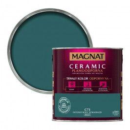 Farba Magnat Ceramic intensywny szmaragd 2,5 l