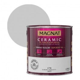 Farba Magnat Ceramic surowy hematyt 2,5 l