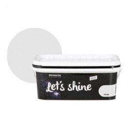 Farba dekoracyjna Primacol Let's Shine Chicago jasna szara 2 l