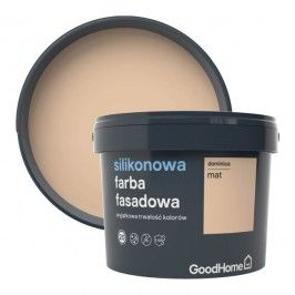 Farba elewacyjna GoodHome Premium dominica 10 l