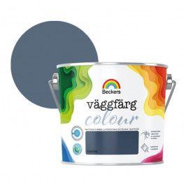 Farba lateksowa Beckers Vaggfarg Colour cosmos 2,5 l