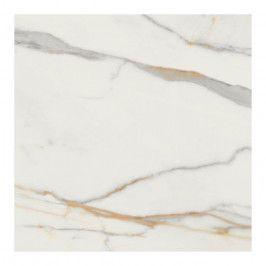 Gres Dorado Stone Arte 59,8 x 59,8 cm biały lapato 1,43 m2
