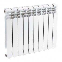 Grzejnik aluminiowy Kraft 70 mm 10 elementów