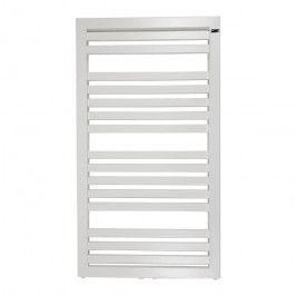 Grzejnik łazienkowy Kleo 98 x 54 cm biały mat