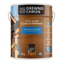 Impregnat Drewnochron Extra 11 l palisander średni