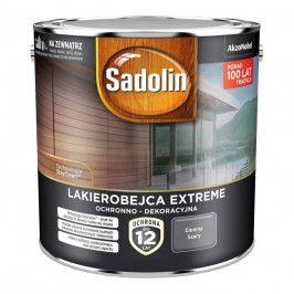 Lakierobejca Sadolin Extreme ciemny szary 2,5 l