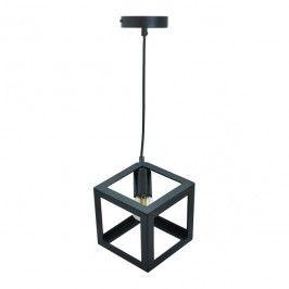 Lampa wisząca Sweden 1 x 60 W E27 czarna