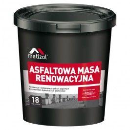 Masa renowacyjna Matizol do dachu 18 kg