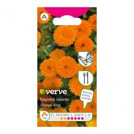 Nasiona nagietek lekarski Orange King Verve