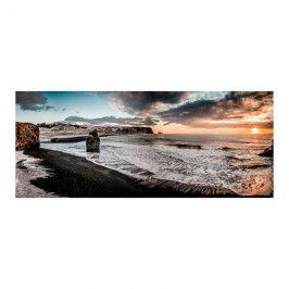 Obraz Glasspik Iceland Views 50 X 125 Cm Obrazy Castorama