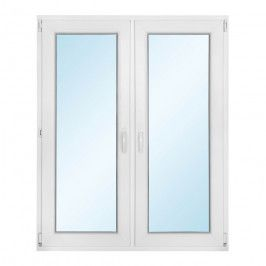 Okno Pcv Rozwierne Rozwierno Uchylne Z Mikrowentylacja 1465 X 1435 Mm Prawe Okna Castorama