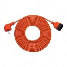 Przedłużacz ogrodowy Elgotech OMY pomarańczowy 2 x 1 mm2 20 m
