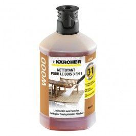 Środek do czyszczenia drewna Karcher 3 w 1 1 l