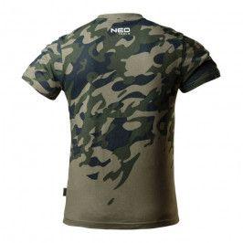 T-shirt roboczy NEO Camo M