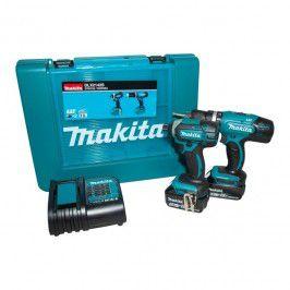 Zestaw elektronarzędzi Makita Combo DLX2142S 18 V