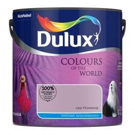 Farba Dulux Kolory Świata Czar Prowansji 2,5 L