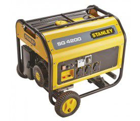 Agregat prądotwórczy Stanley SG-4200