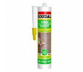 Akryl Soudal baranek 1,5 mm 300 ml biały