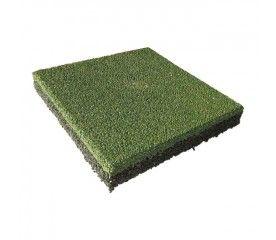Bezpieczna nawierzchnia 30 x 30 cm zielona