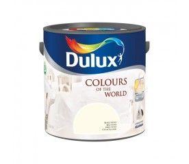 Farba Dulux Kolory Świata białe wino 5 l