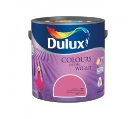 Farba Dulux Kolory Świata fiołek alpejski 2,5 l