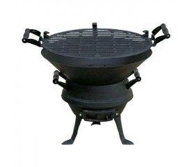 Grill żeliwny beczkowy Master Grill&Party MG630