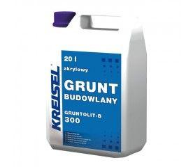 Grunt budowlany Gruntolit-b Kreisel 20 l