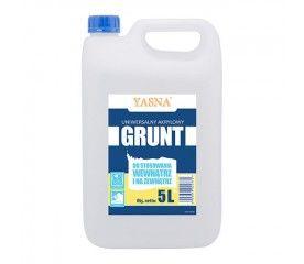 Grunt uniwersalny akrylowy Yasna 5 l