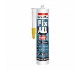 Klej-uszczelniacz Soudal Fix All Classic 290 ml biały