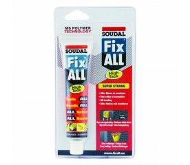 Klej-uszczelniacz Soudal Fix All High Tack biały 80 ml