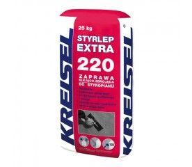 Klej do siatki Styrlep Extra Kreisel 25 kg