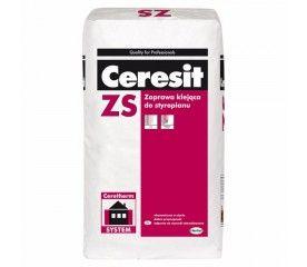 Klej do styropianu Ceresit ZS 25 kg