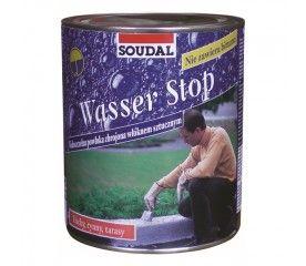 Powłoka do impregnacji dachów Soudal Wasser Stop 4 kg
