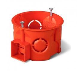 Puszka podtynkowa Elektro-Plast łączeniowa z wkrętami 60 mm