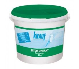 Środek gruntującu Knauf Betokontakt 5 kg