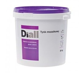Tynk mozaikowy Diall TM1 25 kg