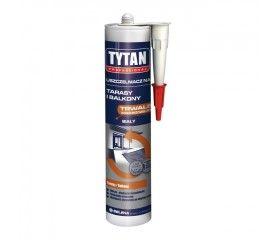 Uszczelniacz Tytan do tarasów i balkonów 310 ml biały
