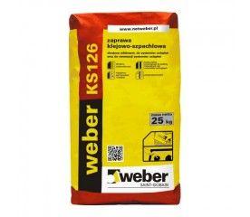 Zaprawa klejąco-szpachlowa Weber Saint-Gobain KS126 25 kg