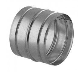 Złączka rur Darco elastyczna ocynkowana ZWS130