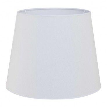 Abażur do lampy stojącej Clasic L biały