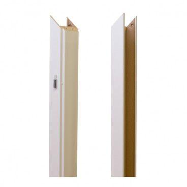 Baza ościeżnicy regulowana 140-180 mm lewa biały greko