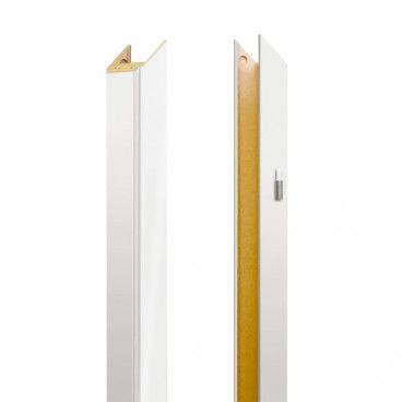 Baza ościeżnicy regulowana 140-180 mm prawa kredowobiała