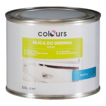 Bejca Colours błękitna 0,5 l