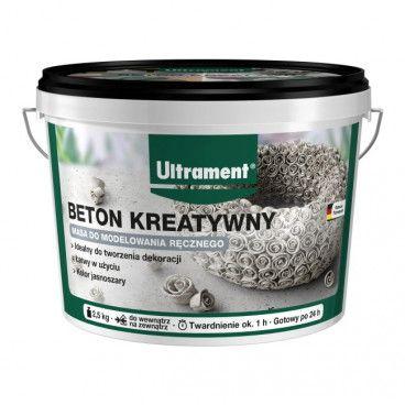 Beton kreatywny Ultrament 2,5 kg