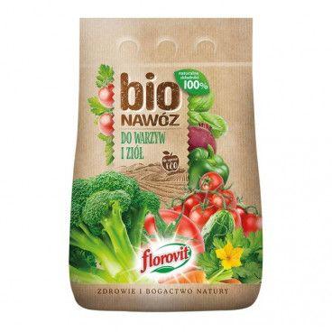 Bionawóz do warzyw Florovit 5 l