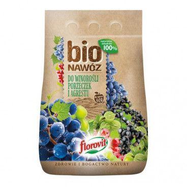 Bionawóz do winorośli Florovit 5 l