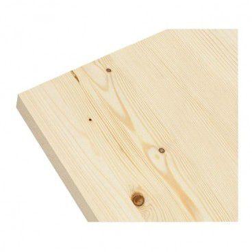 Blat drewniany 27 x 600 x 3000 mm świerk